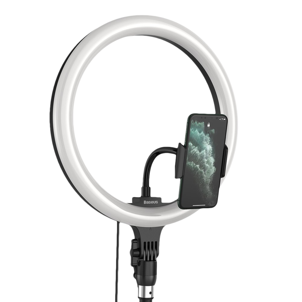 Ring Flash Lamp with Holder